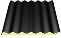 Geïsoleerde golfplaat (onderoof dakpaneel)